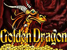 Тематика азартной игры Golden Dragon в казино Вулкан 24