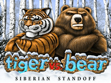Играть в онлайн-автомат Tiger Vs Bear в казино